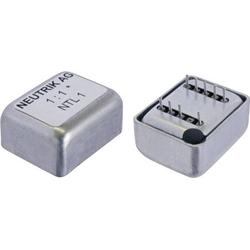 Neutrik NTL1 Impedanz: 600Ω Inhalt: 1St.