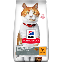 Hill's Young Adult Sterilised mit Huhn 10 kg