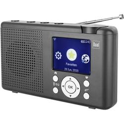 Dual MCR 200 Internet Tischradio Internet, DAB+, DAB, UKW Internetradio, DAB+, UKW, USB, Bluetooth®