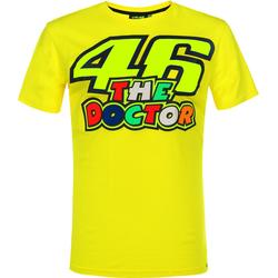 VR46 The Doctor T-Shirt, Größe XS