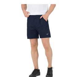 Trigema Tennisshort blau Herren Sportshorts Shorts