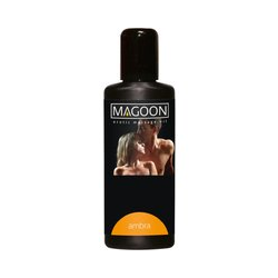 "Massageöl ""Erotic Massage Oil Ambra"" mit Duft"