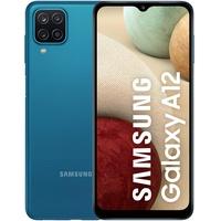 Samsung Galaxy A12 4 GB RAM 128 GB blau