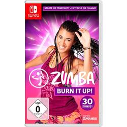 ZUMBA® BURN IT UP! Nintendo Switch