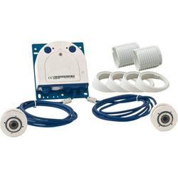 Mobotix Mx-S16B-S2 LAN IP Überwachungskamera-Set 3072 x 2048 Pixel