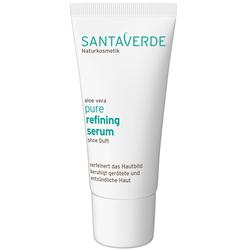 Santaverde pure Refining Serum ohne Duft 30 ml