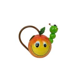 HTI-Line Gießkanne Blumengießkanne Apfel (1-tlg)