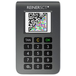 REINER SCT tanJack photo QR Chipkartenleser