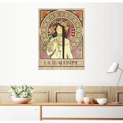 Posterlounge Wandbild, La Trappistine 50 cm x 70 cm