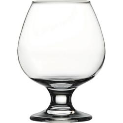 Cognacschwenker der Glasserie Bistro, Pasabahce, 0,395 Liter