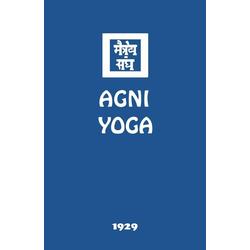Agni Yoga als Taschenbuch von Agni Yoga Society