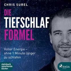 Die Tiefschlafformel als Hörbuch CD von Chris Surel
