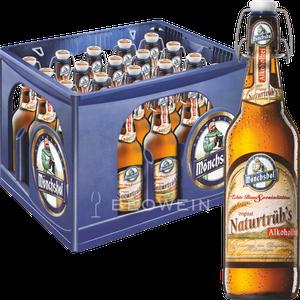 Mönchshof Naturtrüb's Alkoholfrei 20x0,5 l