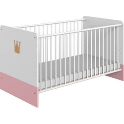 Wimex Babybett Cindy2, mit Schlupfsprossen