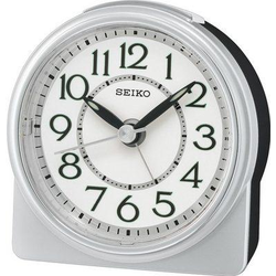 Seiko Clocks QHE165S Wecker Laufende Sekunde