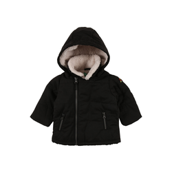 UNITED COLORS OF BENETTON Winterjacke schwarz, Größe 98, 5295151