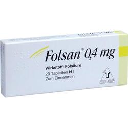 Folsan 0.4mg