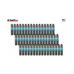 Isolbau - Dämmstoffkleber Klebeschaum 48 x 750ml Kleber für Dämmung EPS XPS