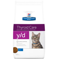 Hill's Prescription Diet Feline y/d 1,5 kg