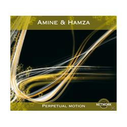 Hamza, Amine/Hamza - Perpetual Motion (CD)