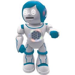 Powerkid Lernroboter blau/weiß