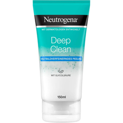 NEUTROGENA Deep Clean hautbildverfeinernd.Peeling 150 ml