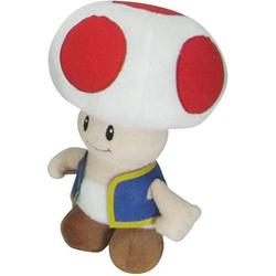 Super Mario Plüsch Toad 24cm LTB1417
