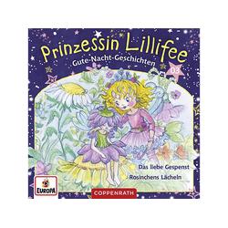 Prinzessin Lillifee - 003/Gute-Nacht-Geschichten Folge 5+6 (CD)