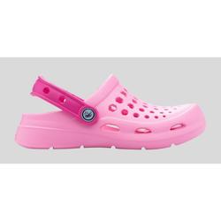 Toddler Girls' Joybees Harper Slip-On Apparel Water Shoes - Pink 12-13