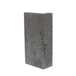 BRULAheat Kaminofen Bauplatte Eckelement 90° 40 x 500 mm