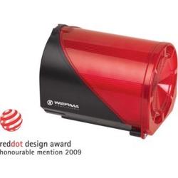 Werma LED-Blitz-Sirene 32 Töne 230V AC RD 444.100.68