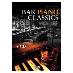 Bar Piano Classics (mit CD)