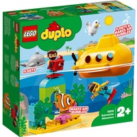 Lego Duplo U-Boot-Abenteuer (10910)