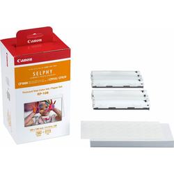 Canon RP-108 und Papier-Set (108 Stck) Nachfülltinte (für Canon SELPHY CP1000, CP1200, CP1200 Battery Pack Bundle, CP1200 Card Print Kit, CP910, CP910 Printing Kit, Set, x)