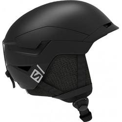SALOMON QUEST Helm 2021 black - M