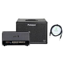 Palmer PCAB112GBK Gitarrenbox 1x12