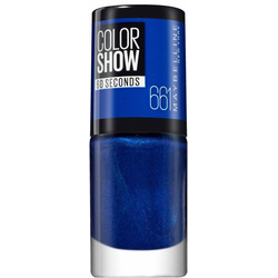 MAYBELLINE NEW YORK Nagellack ColorShow Nagellack blau