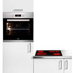 BEKO Backofen-Set BSM22320X