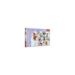Trefl Puzzle Puzzle Holiday Pictures, 300 Teile, Puzzleteile