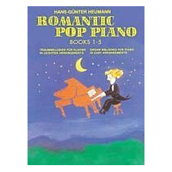 Romantic Pop Piano - Buch