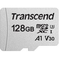 Transcend microSDXC 128GB Class 10 UHS-I U3 + SD-Adapter