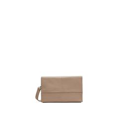 Glattleder-Tasche