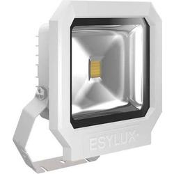 ESYLUX OFL SUN LED 30W5K ws LED-Außenstrahler LED 28W Weiß