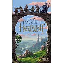 Der Hobbit. J.R.R. Tolkien  - Buch