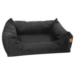 Karlie Hundebett Dream Black, Maße: 120 x 98 x 28 cm