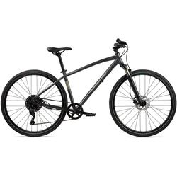 Whyte Bikes Crossrad, 10 Gang Deore Schaltwerk, Kettenschaltung 49 cm
