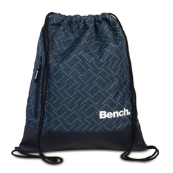 Bench  Classic Kordelzug-Rucksack 45 cm - Blau