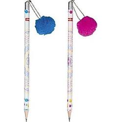 Brunnen Bleistift mit Bommel
