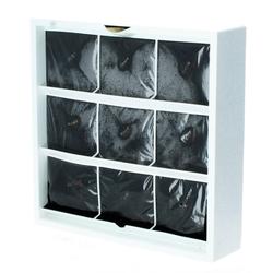 D&M Karoo Pflanzkasten - Weiß Fassadenbepflanzung, KA01WH