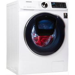 Samsung Waschtrockner QuickDrive WD6800 WD81N642OOW/EG, 8 kg / 5 kg, 1400 U/Min, Waschtrockner, 93109431-0 weiß weiß